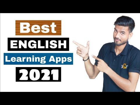 Best English Learning Apps 2021 | Top Apps for Learning English | Improve English Speaking