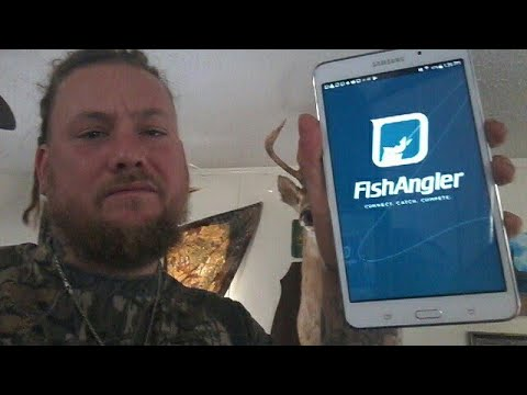Fish angler, fishing app and community Overlook and review. You've got to check this out!