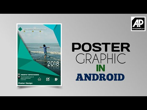 Best poster making app pixel lab in Android   poster graphics speed art😀