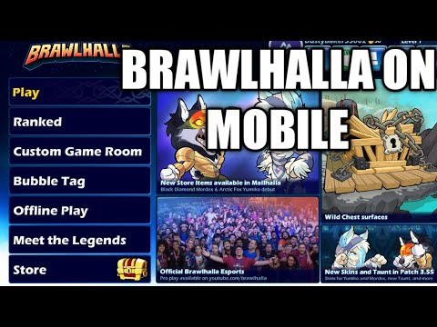 How To Download Brawlhalla Mobile on Android (2020)