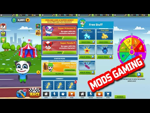 Panda Panda Run Gameplay – Highest Score - Android