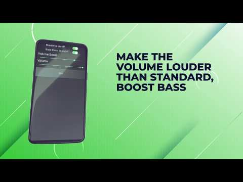 How to boost volume in headphones. Boost bass in headphones. Bass booster for Android