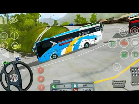 Highway Coach Bus Racing Simulator 2020 New Game Nexon Studio Playing Peace Gaming Live