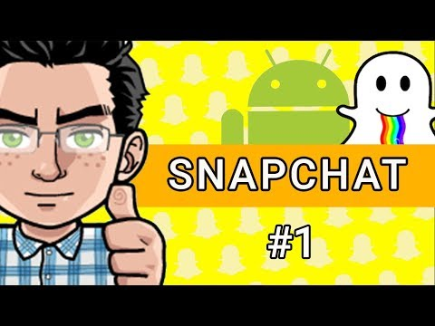 Make an Android App Like SNAPCHAT - Part 1 - Introduction