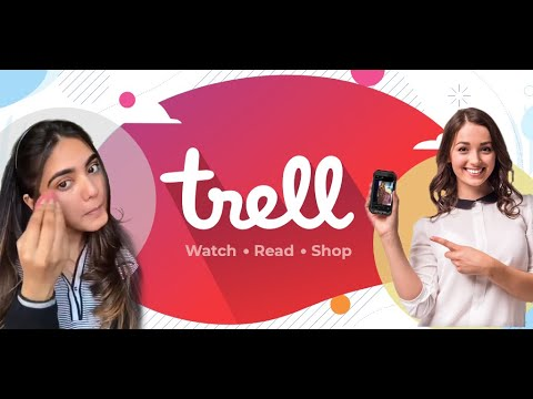 Trell   Watch. Read. Shop only on India's #1 Lifestyle App. 💜