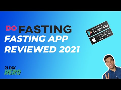 DoFasting Review   TOP Intermittent Fasting Apps 2021