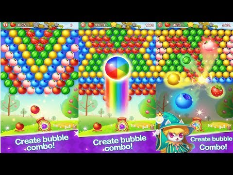 Bubble Fruit Android Gameplay