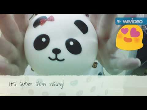 How to make a squishy more slow rising!