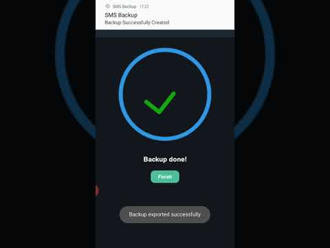 EZ SMS Backup and Restore