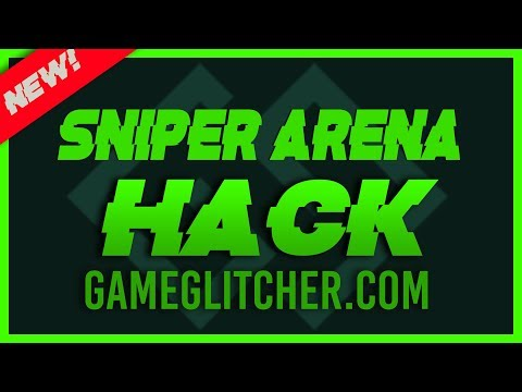Sniper Arena Hack - Generate Free Cash and Diamonds Fast and Easy! 2019