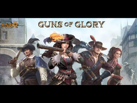 Guns of Glory: Empires Conquer - Gameplay IOS & Android