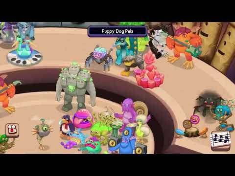 Puppy Dog Pals: Theme Song - My Singing Monsters Composer
