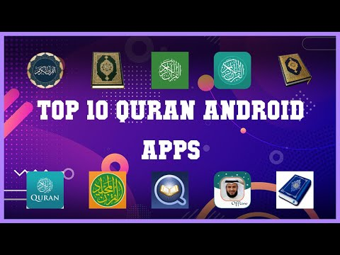 Top 10 Quran Android App | Review