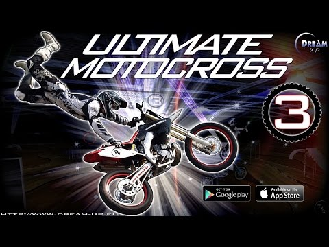 video review of Ultimate MotoCross 3