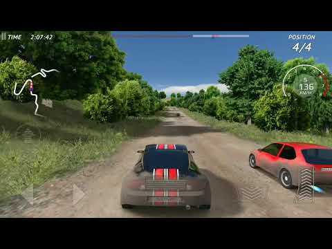 Rally Fury - Extreme Racing #2 Android Gameplay HD - New Car Games for Kids