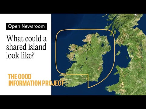 What could a shared island look like? - Open Newsroom