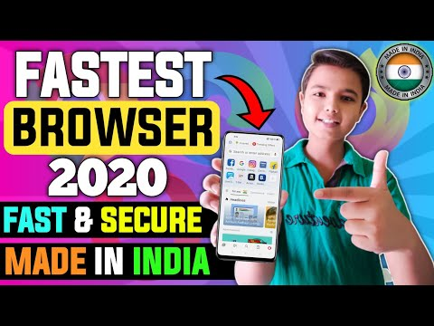 BEST BROWSER FOR ANDROID 🔥💯| INDIAN BEST BROWSER 💯🔥| FASTEST BROWSER | BEST BROWSER | GAMING BROWSER
