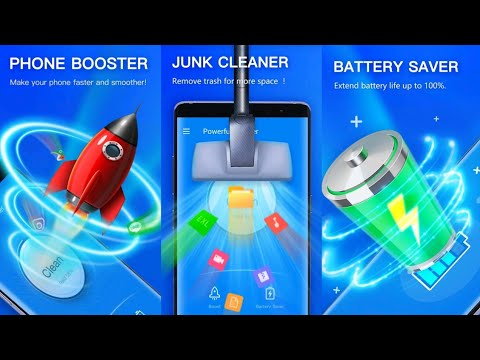 Phone Cleaner Booster for Android: Smart cleaner to clean phone and boost mobile 2020