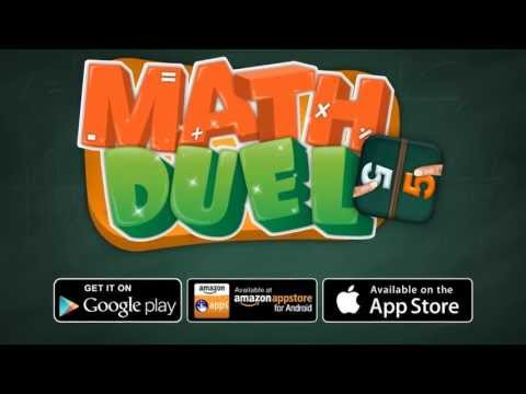 video review of Math Duel