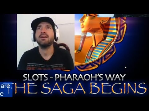 SLOTS PHARAOH'S WAY Casino Games & Slot Machine | Android / iOS Game | Youtube YT Gameplay Video
