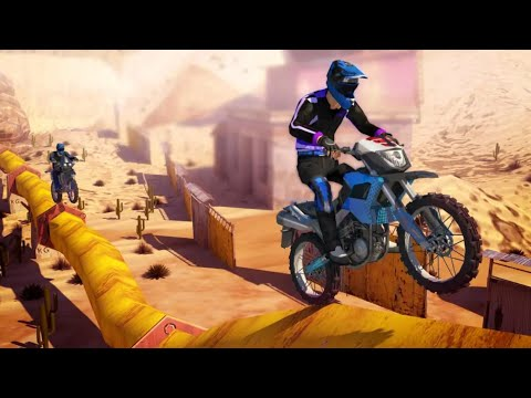 Real Bike Stunts Android Gameplay