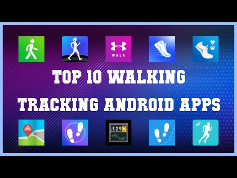 Top 10 walking tracking Android App | Review
