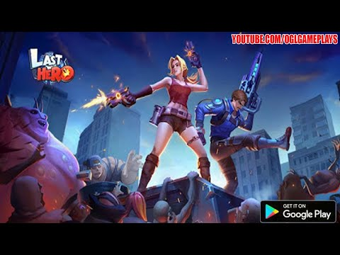 Last Hero: Roguelike Shooting Game - Android Gameplay