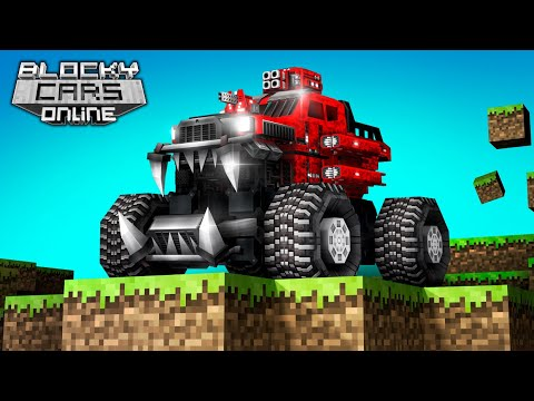video review of Blocky Cars