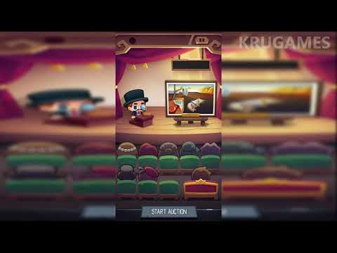 Art Inc. - Trendy Business Clicker Android Gameplay