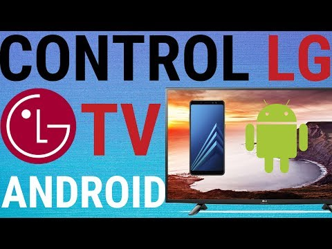 📺 How To Control LG TV with Android!