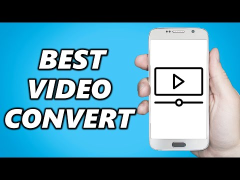 BEST Video Converter for Android! - 2021