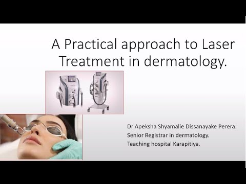 A Practical Approach to Laser Treatment in Dermatology