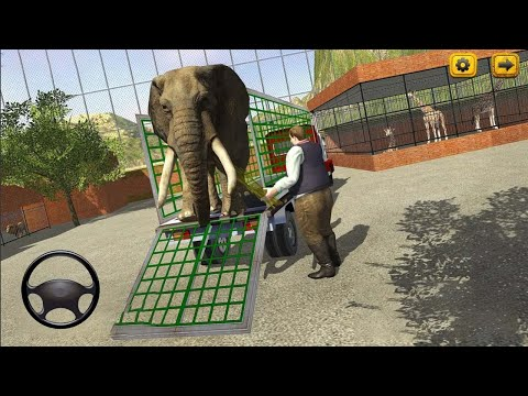 Animal Transport Truck Simulator Games #1 - Android Gameplay