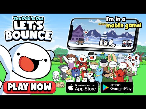 video review of TheOdd1sOut: Let's Bounce