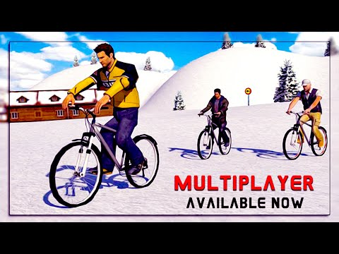 BMX Cycle Race - Mountain Bicycle Stunt Rider - Android Gameplay