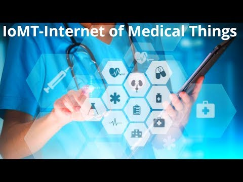 IoMT- Internet of Medical Things | Diagnotherapy