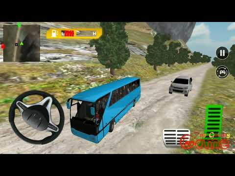 Public City Coach 3d Driving Bus Simulator 2020 | Android GamePlay | Top Galaxy Game