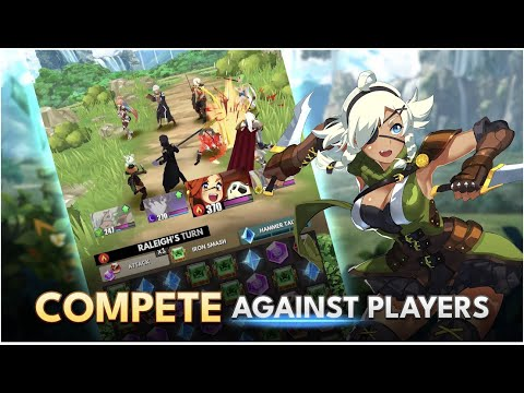 Starsteel Fantasy - Puzzle Combat (Early Access) [ Android APK iOS ] Gameplay