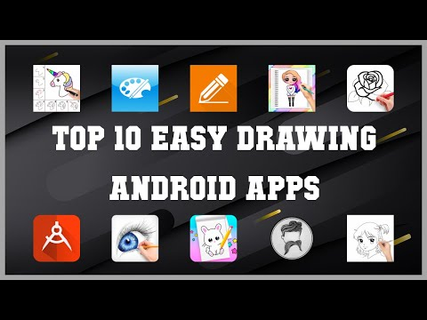Top 10 Easy Drawing Android App | Review