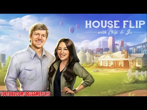 House Flip with Chip and Jo Android iOS Gameplay