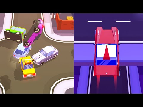 Taxi Run - Crazy Driver - Gameplay Android, iOS