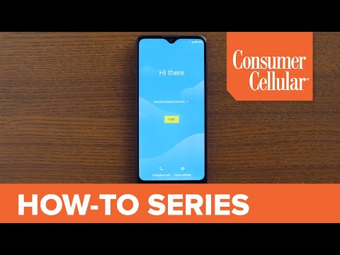 Consumer Cellular ZMax 10: Getting Started | Consumer Cellular
