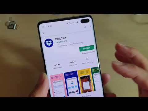 Samsung Galaxy S10 / 10 : How to Add Canon Printing Services