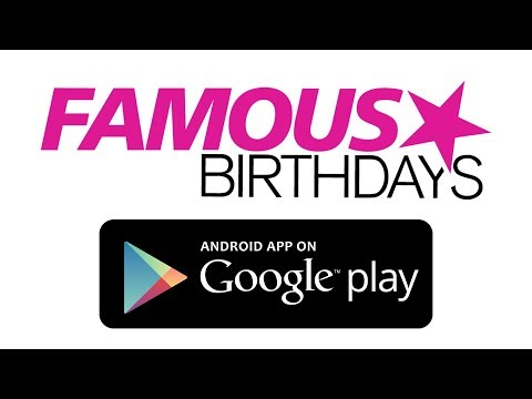 video review of Famous Birthdays