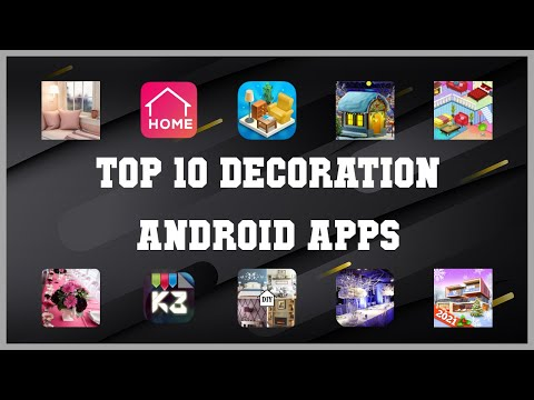 Top 10 Decoration Android App | Review