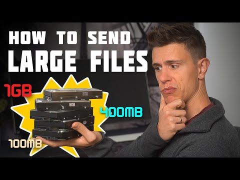 How to Send Large Files over the Internet 2020: Easier than You Think