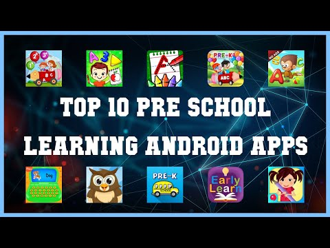 Top 10 Pre School Learning Android App | Review