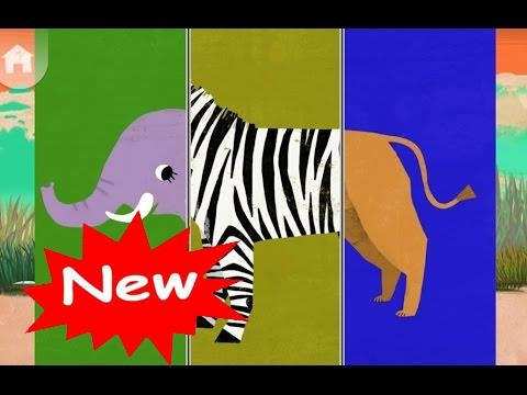 Animal Match Up   Kids learn Animals Names Animals Matching Games (Part 1) by BabyFirst- Kids Games