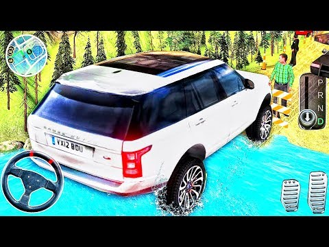 Offroad Jeep Drive Adventures 4х4 Hammer Simulator - Android GamePlay