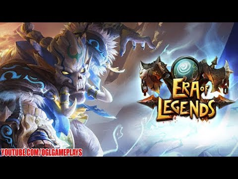Era of Legends - Fantasy MMORPG in your mobile (Android APK)